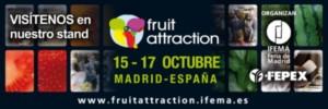 Fruit attraction banner